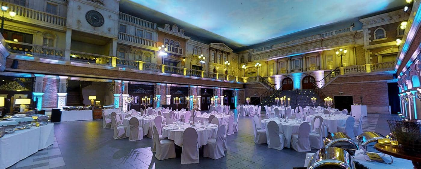 event spaces industry 2